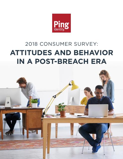 image from 2018 Consumer Survey: Attitudes And Behavior In A Post-Breach Era