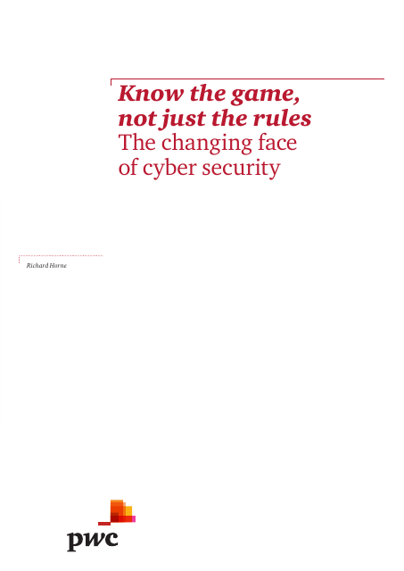 image from Know the game, not just the rules The changing face of cyber security