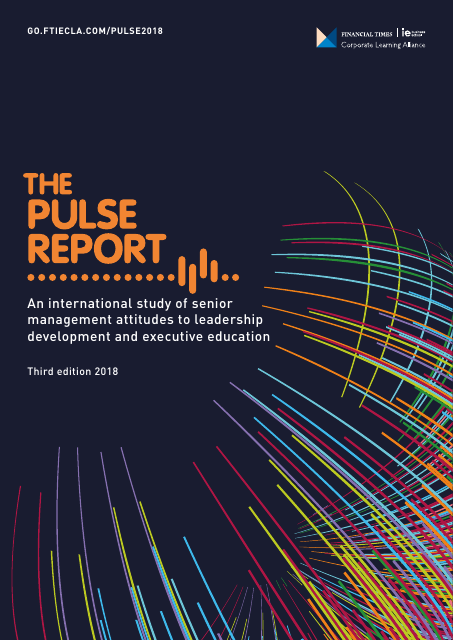 image from The Pulse Report 2018