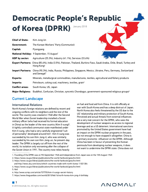 image from Cyber Threat Profile: Democratic People's Republic of Korea (DPRK)