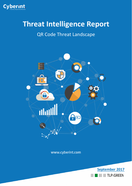 image from Threat Intelligence Report: QR Code Threat Landscape