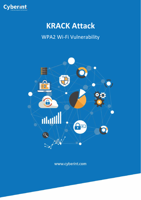 image from KRACK Attack: WPA2 Wi-Fi Vulnerability
