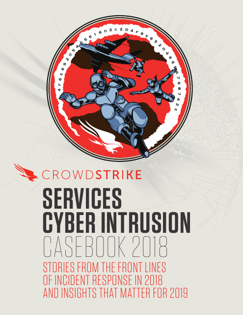 image from Services Cyber Intrusion Casebook 2018