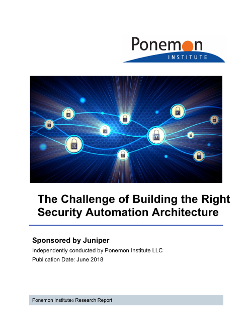 image from The Challenge Of Building The Right Security Automation Architecture