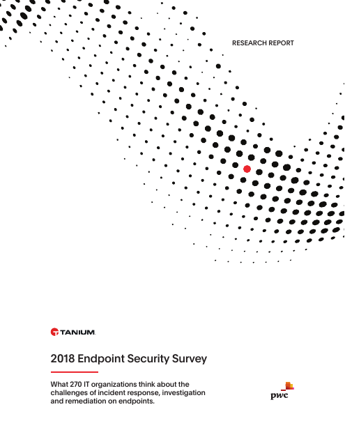 image from 2018 Endpoint Security Survey