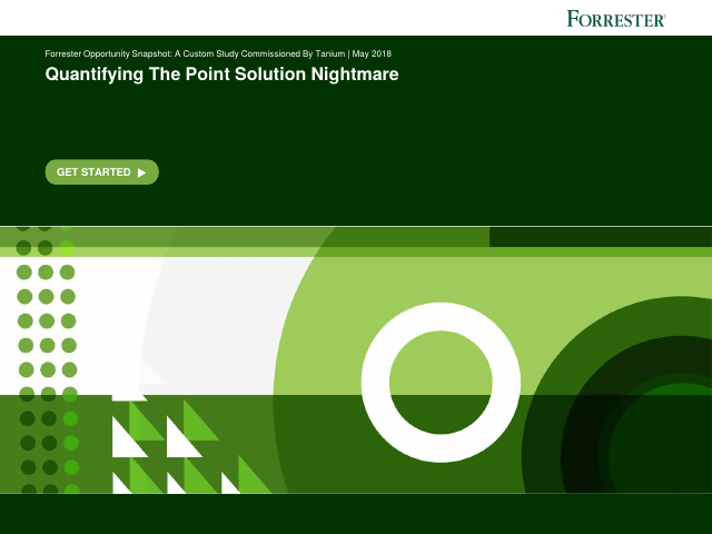 image from Quantifying The Point Solution Nightmare