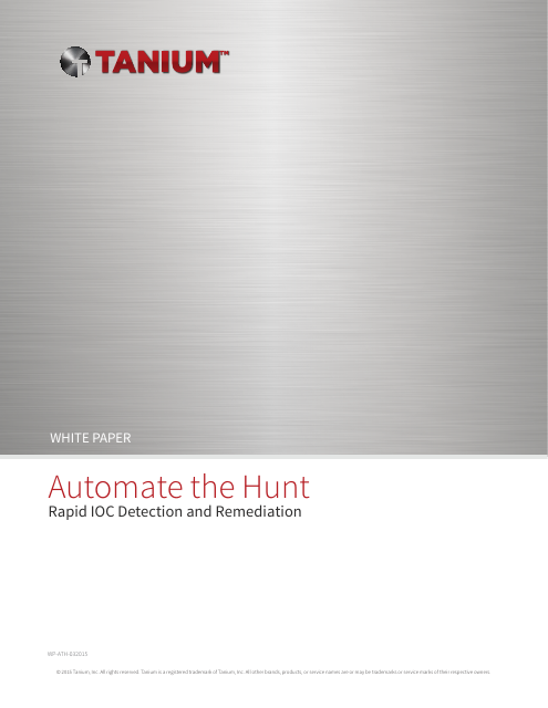 image from Automate The Hunt