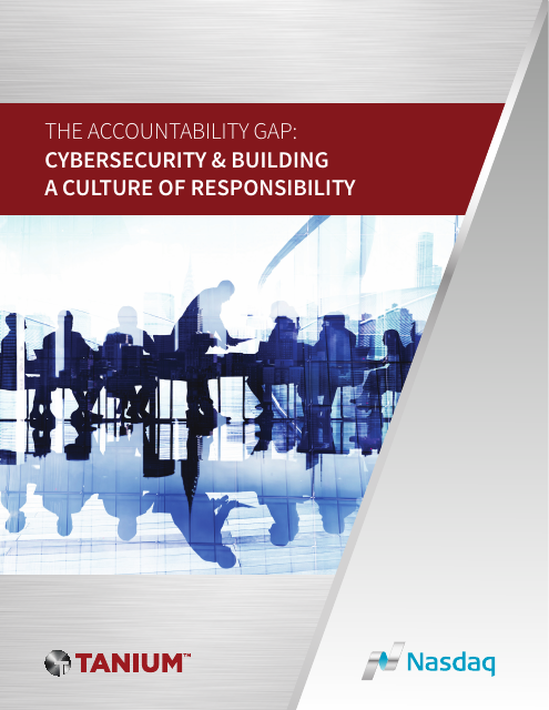 image from The Accountability Gap: Cybersecurity & Building A Culture Of Responsibility
