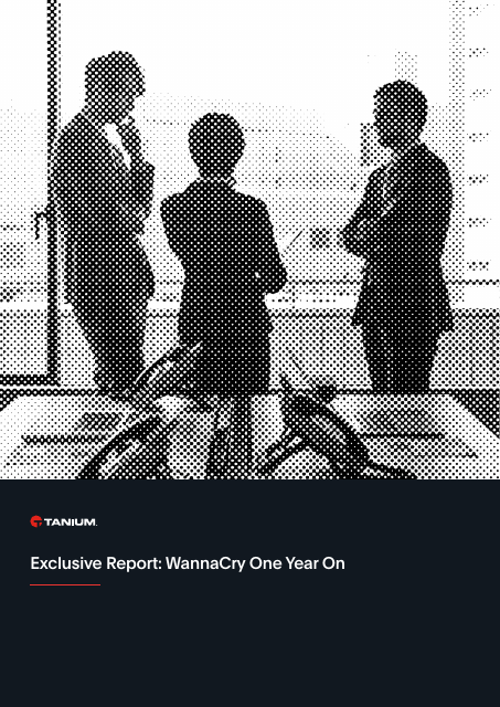 image from Exclusive Report: WannaCry One Year On