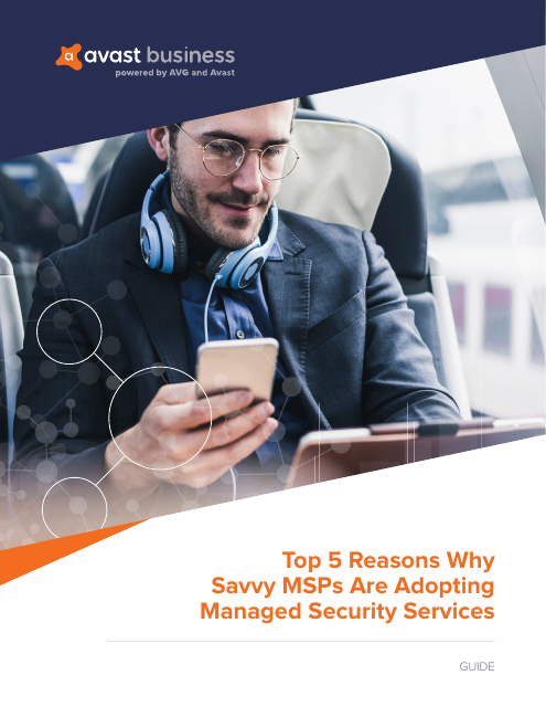 image from Top 5 Reasons Why Savvy MSPS Are Adopting Managed Security Services