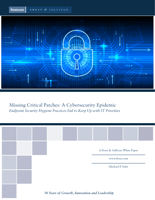 image from Missing Critical Patches: A Cybersecurity Epidemic
