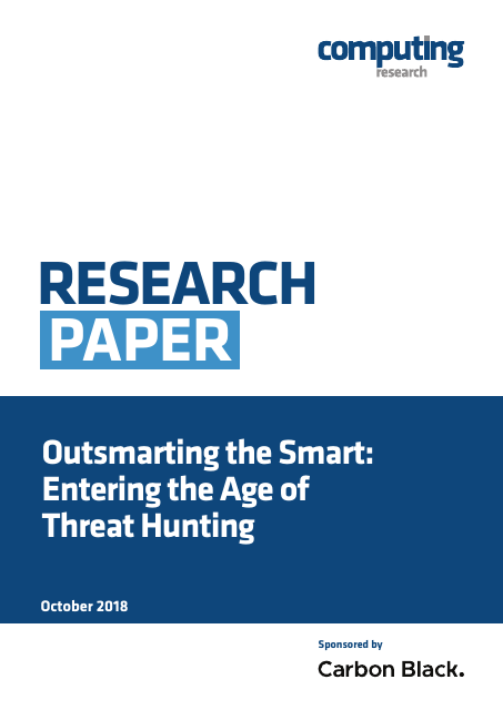 image from Outsmarting the Smart: Entering The Age of Threat Hunting