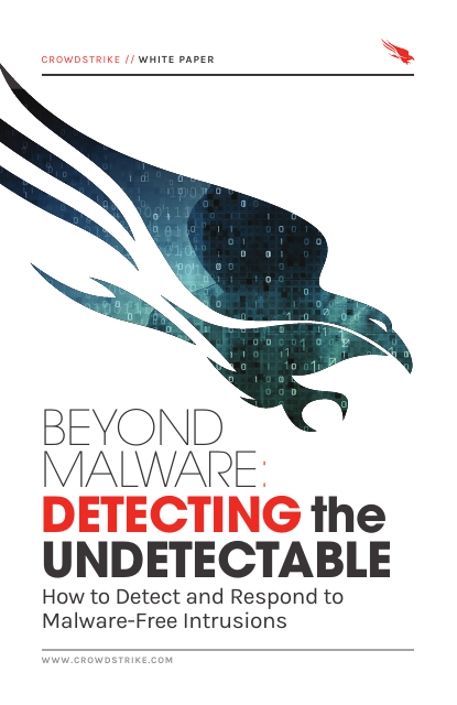 image from Beyond Malware: Detecting The Undetectable
