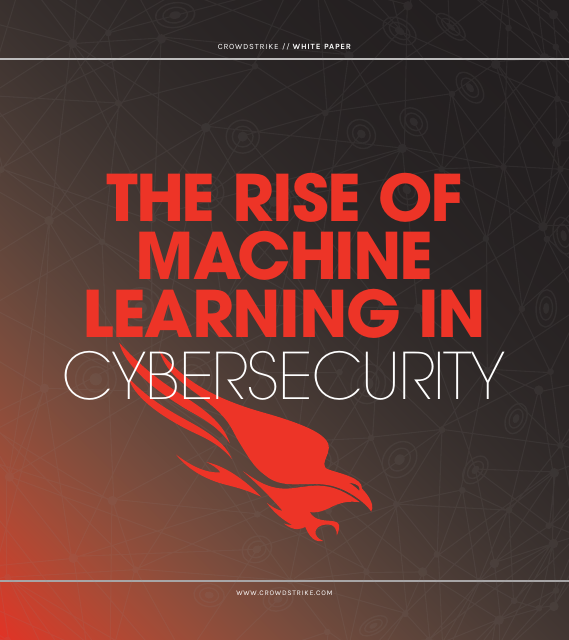 image from The Rise Of Machine Learning In Cybersecurity