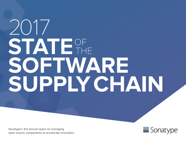 image from 2017 State Of The Software Supply Chain