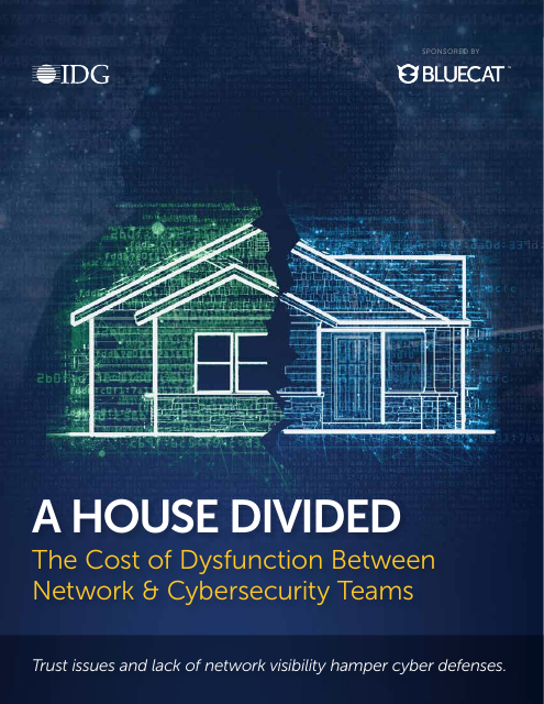 image from A House Divided: The Cost of Dysfunction Between Network & Cybersecurity Teams