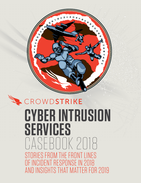 image from Cyber Intrusion Services Casebook 2018