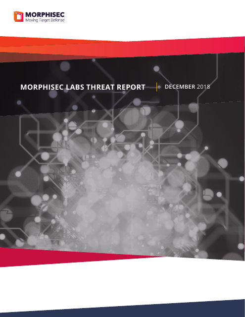 image from Morphisec Labs Threat Report: December 2018