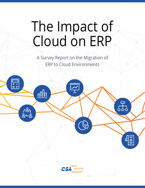 image from The Impact Of Cloud On ERP