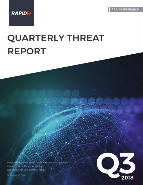 image from Quarterly Threat Report: Q3 2018