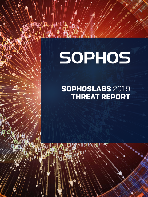 image from SophosLabs 2019 Threat Report