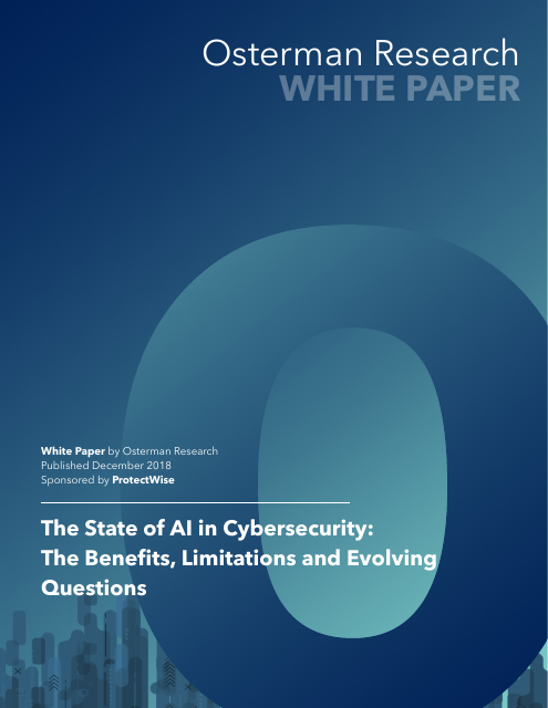 image from The State of AI in Cybersecurity: The Benefits, Limitations and Evolving Questions