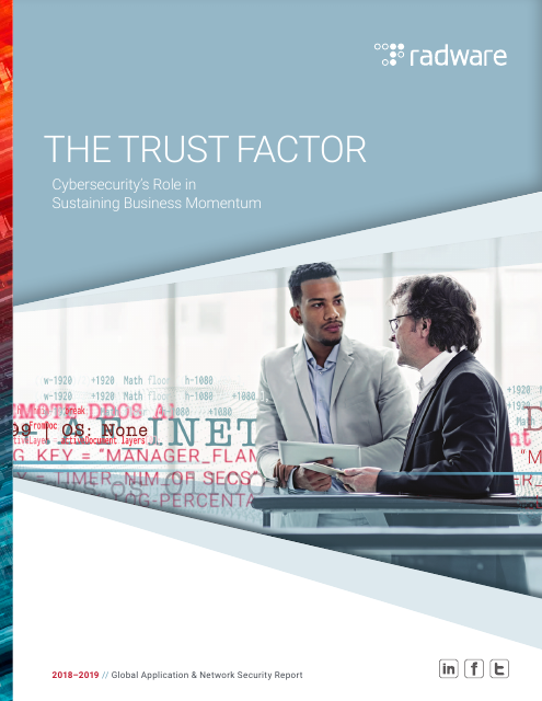 image from The Trust Factor: Cybersecurity's Role in Sustaining Business Momentum