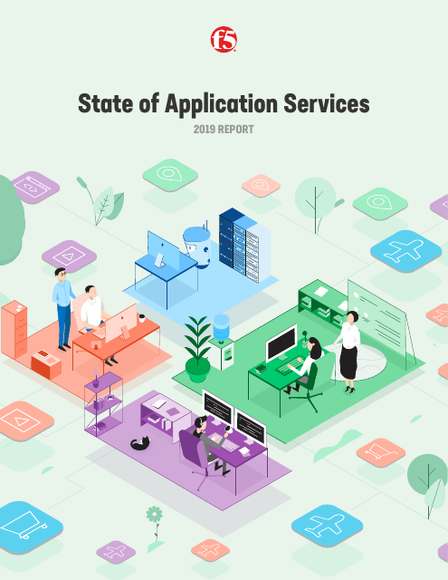 image from State of Application Services 2019 Report
