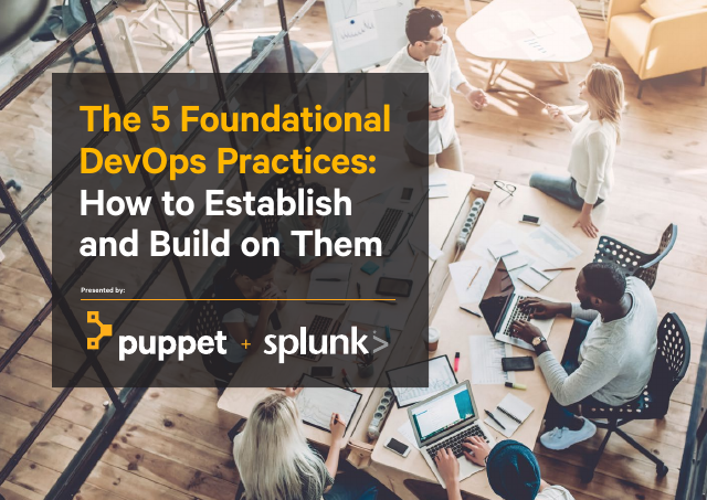 image from The 5 Foundational DevOps Practices: How To Establish And Build On Them