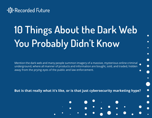 image from 10 Things About The Dark Web You Probably Didn't Know