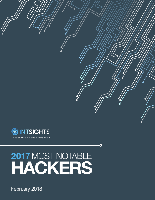 image from 2017 Most Notable Hackers