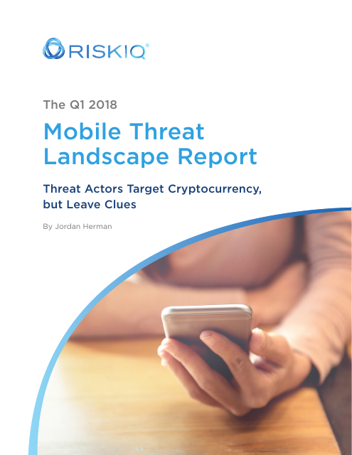 image from The Q1 2018 Mobile Threat Landscape Report