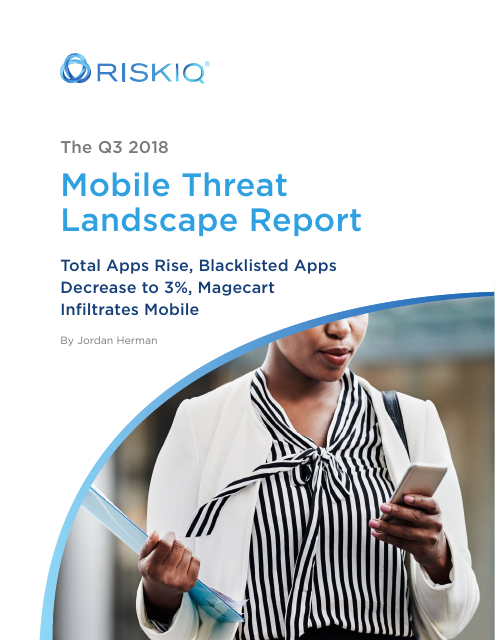image from The Q3 2018 Mobile Threat Landscape Report