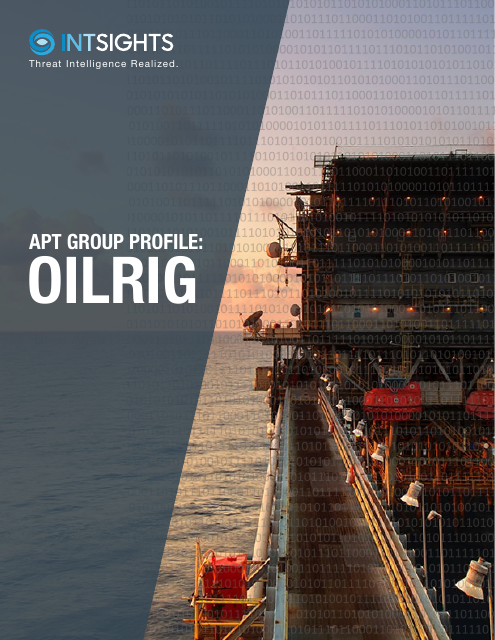 image from APT Group Profile: OilRig