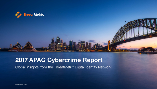 image from 2017 APAC Cybercrime Report