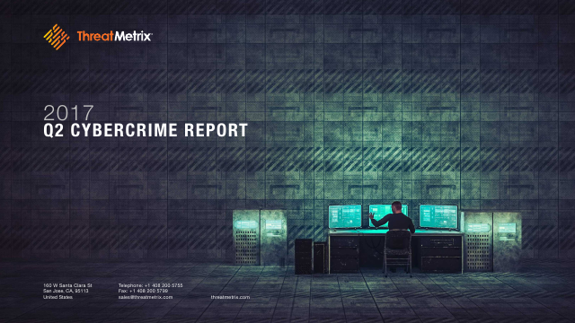 image from 2017 Q2 Cybercrime Report