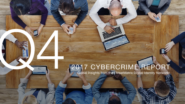 image from Q4 2017 Cybercrime Report
