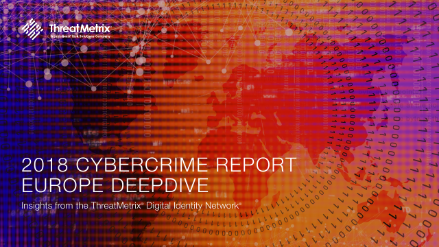 image from 2018 Cybercrime Report: Europe DeepDive