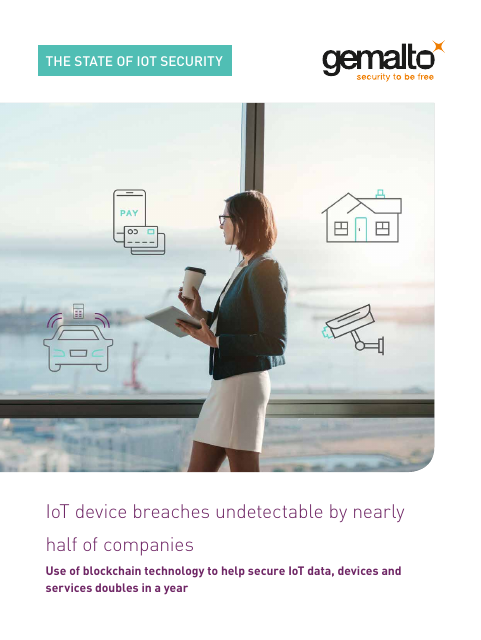 image from The State Of IOT Security