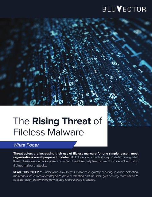 image from The Rising Threat Of Fileless Malware