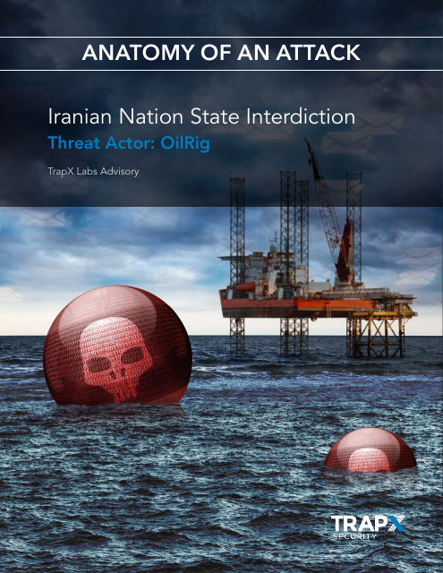image from Anatomy Of An Attack: Iranian Nation State Interdiction