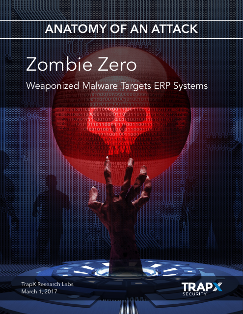 image from Zombie Zero: Weaponized Malware Targets ERP Systems
