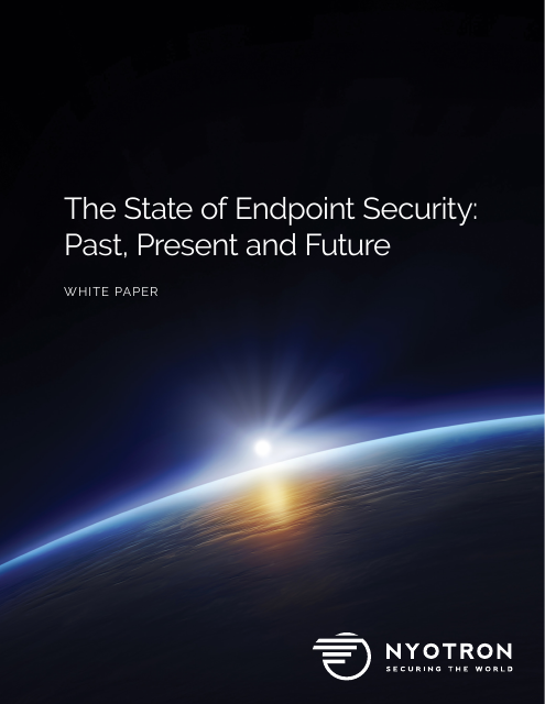 image from The State of Endpoint Security: Past, Present and Future