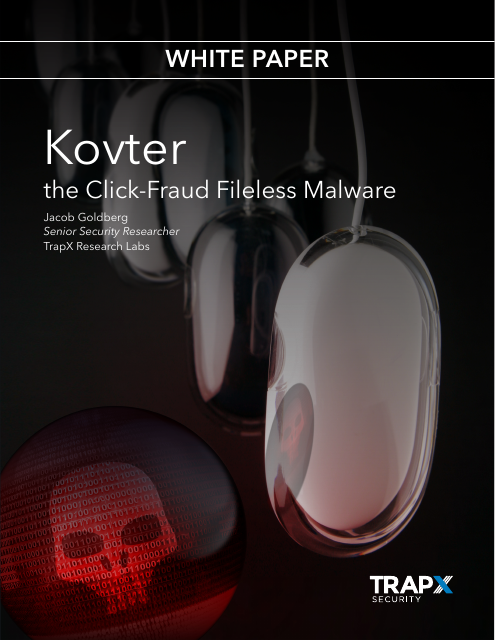 image from Kovter the Click-Fraud Fileless Malware