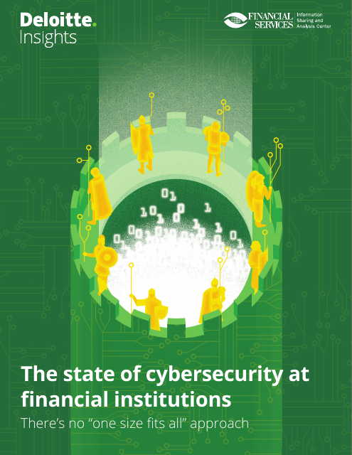 image from The State Of Cybersecurity At Financial Institutions