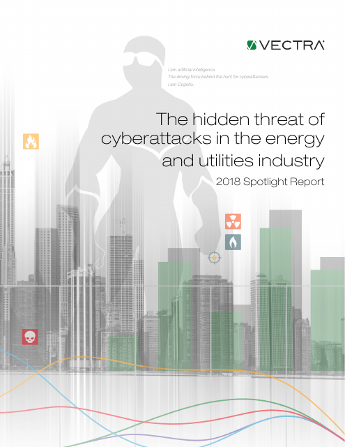 image from The Hidden Threat Of Cyberattacks In The Energy And Utilities Industry: 2018 Spotlight Report