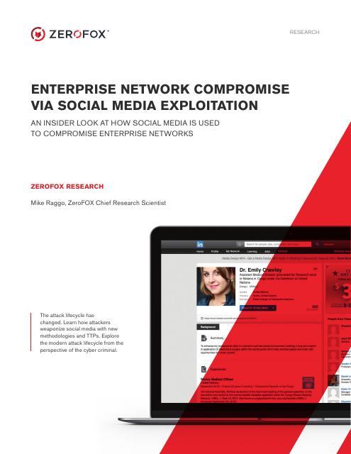 image from Enterprise Network Compromise Via Social Media Exploitation