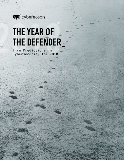 image from The Year Of The Defender