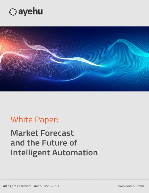 image from Market Forecast And The Future Of Intelligent Automation