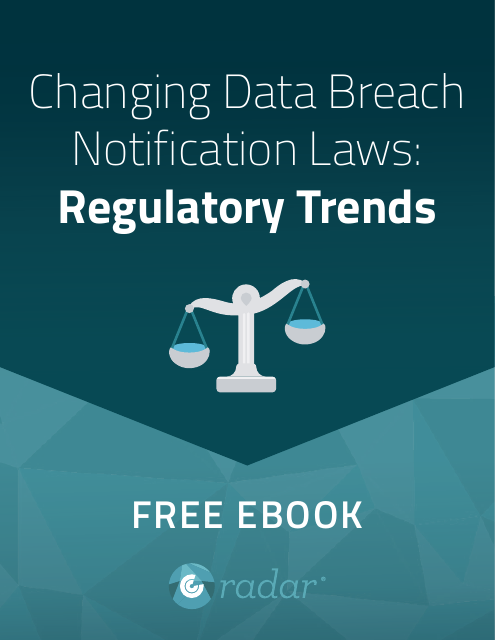 image from Changing Data Breach Notification Laws: Regulatory Trends